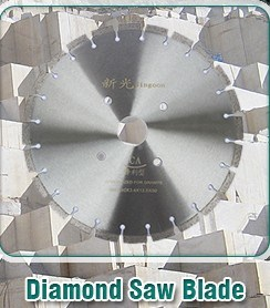 350mm Sharpness Diamond Saw Blade pictures & photos