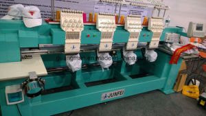 Cap Tube Embroidery Machine pictures & photos