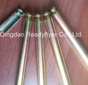 Hollow Steel Axle for Dustbin Container pictures & photos