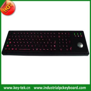 Trackball Keyboard with Fn Keys