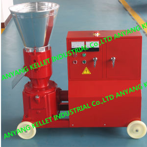 Flat Die Biomass Wood Sawdust Pellet Press (MKL)