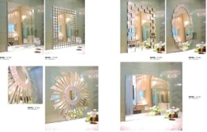 Sanitary Ware Bathroom Decorative Mirror Hand-Craft pictures & photos