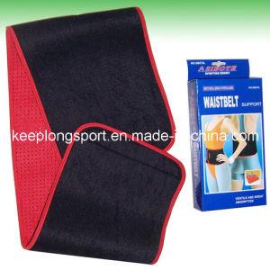 Customized Neoprene Waist Belt, Neoprene Waist Support, Neoprene Sports Support pictures & photos