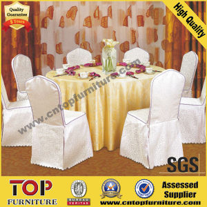 Restaurant Banquet Chair Cover and Table Cloth pictures & photos