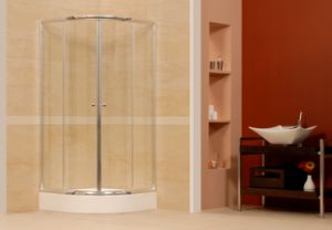 Caml 1000*1000 Sector Sliding Shower Enclosure/Shower Door/Shower Room (FGC201)