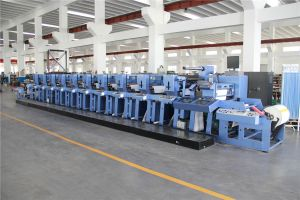 Flexographic Printing Machine F1series Narrow Web