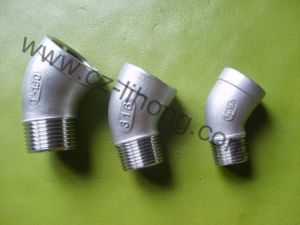 "1-1/2"" Stainless Steel 90 Degree Elbow F/F pictures & photos"