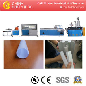 Polycarbonate Lampshade Profile Extrusion Production Line pictures & photos
