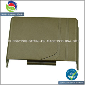 Die Casting Cover Case for Outdoor TV Cable (AL12119) pictures & photos