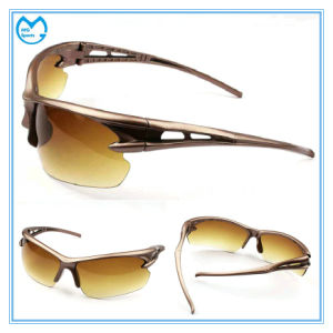 PC Lens UV 400 Prescription Sports Sunglasses for Cycling pictures & photos