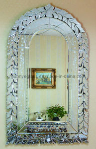 Venetian Design Dressing Wall Mirror (GJ481)