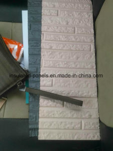 Exterior Sandwich Wall Panel Embossed Metal Exterior Wall Panel pictures & photos