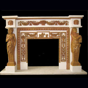 Marble Fireplace, Marble Mantle, Sandstone Fireplace