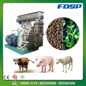 Chinese Low Price Compound Fertilizer Press Making Machine pictures & photos