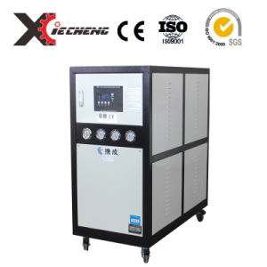 15HP Temperature Error in 0.1degree Water Cooled Plastic Water Cooler pictures & photos
