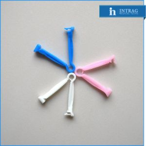 Surgical Disposable Umbilical Cord Clamp pictures & photos