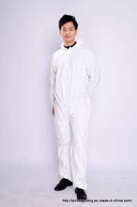 Microporous Coverall for Industrial pictures & photos
