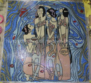 Art Painting Mosaic, Mural Mosaic for Wall (HMP805) pictures & photos
