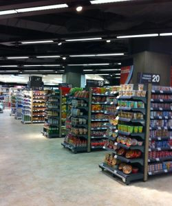 Convenience Store Shelving pictures & photos
