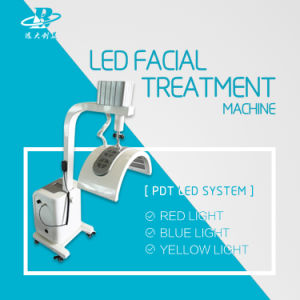 7 Color Photon Facial Beauty LED PDT pictures & photos