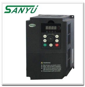 Sanyu 2014 Latest VFD Frequency Inverter Sy8600 pictures & photos