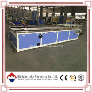 PVC Decoration Wall Board Panel Extrusion Production Line pictures & photos