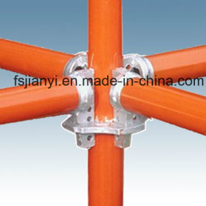 Construction Steel Modular Frame Quicklock Scaffolding pictures & photos