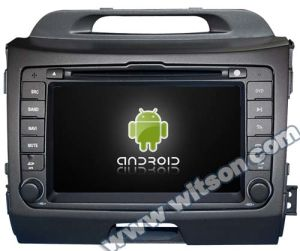 Witson Car Navigation for Android OS 2010-2012 KIA Sportage (W2-I074) pictures & photos