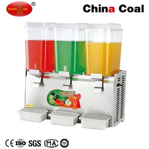 Commercial Fruit Juice Glass Beverage Dispenser pictures & photos