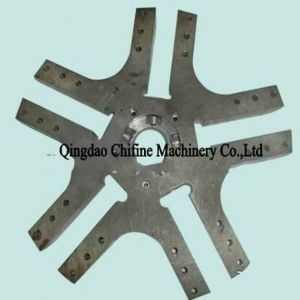 CNC Machining Steel Forged Agriculture Machinery Parts pictures & photos