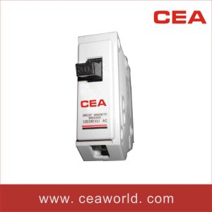 White Miniature Circuit Breaker for South America Market pictures & photos