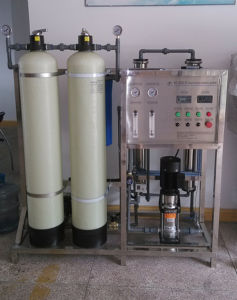 Reverse Osmosis/RO Water Treatment Machine for Drinking (KYRO-500) pictures & photos