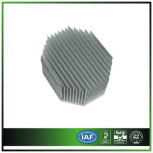 Diamond Extruded Aluminum Heatsink for Communication Equipment pictures & photos