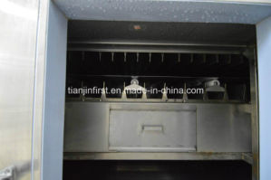 Stainless Steel Belt Quick Freezing Tunnel Blast Freezer pictures & photos