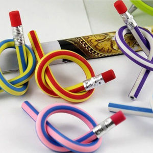 Soft Flexible Pencil for Promotion pictures & photos