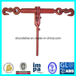 G80 Ratchet Type Load Binder for Chain Tie Down pictures & photos