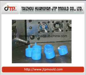 High Quality Fully Automatic 24 Cavities Plastic Cap Mould pictures & photos