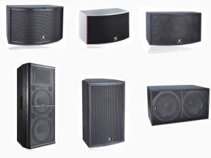2017 Superior Quality HK-10 Big Bass KTV PRO PA Speaker pictures & photos