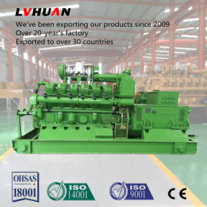 20-600kw Natural Gas Generator Price pictures & photos