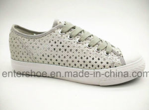 Women′s Low Shoes with Laces for Summer (ET-YH160108W)