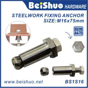M16 China Factory Boxbox/Hex Bolt/Sleeve Anchor/Expansion Bolt pictures & photos