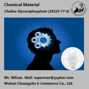 Enhance Memory Food Nutrition Raw Powder Choline Glycerophosphate/ GPC pictures & photos
