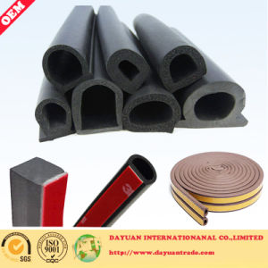 Sponge Rubber Door Seal Strip Foam Rubber Sealing Strip pictures & photos