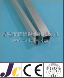 Aluminium Ladder Profiles, Aluminium Square Tube (JC-C-90079) pictures & photos