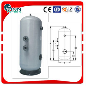 High Pressure Swimming Pool Water Well Deep Sand Filter of House Water Treatment Filter System pictures & photos