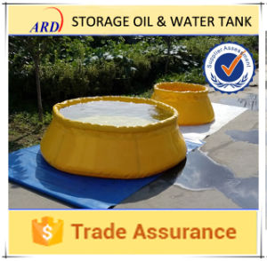 Soft 500 Liter Inflatable Water Oil Tank Bladder pictures & photos