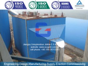 Jdmc154X3 Pulse Jet Bag-Filter Dust Collector for 150t Coal Fired Bloier for Heating Supply pictures & photos