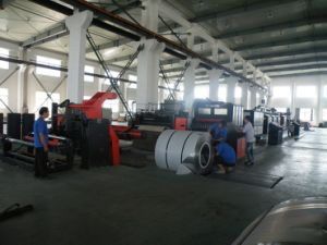 Coil-to-Coil Wide Belts Polishing Machine (COG-T3-1550-2) pictures & photos