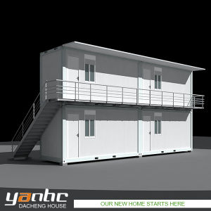 20ft Container Leisure House (C-H 107)