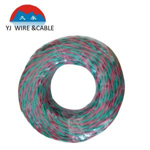Electric Twine Wire with Copper Conduct, Stranded Wire, Electric Twined Cable (RVS) pictures & photos